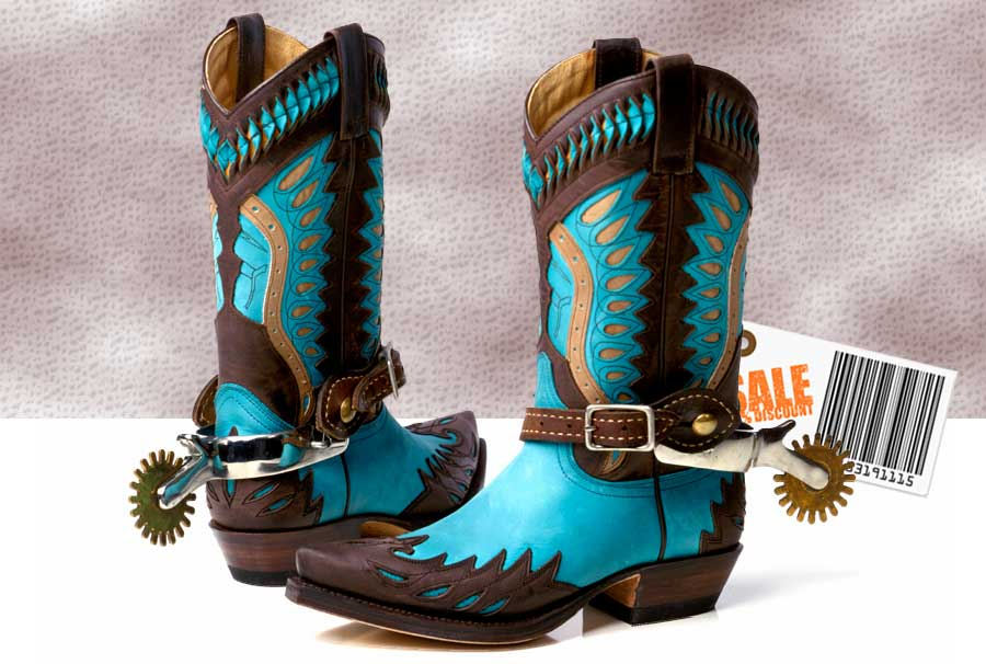 ecommerce - selling boots online